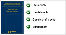 Rezension – Festschrift für Wienand Meilicke