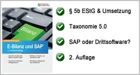 Rezension – E-Bilanz und SAP
