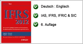 Rezension – IFRS 2012