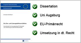Rezension – Die Zins- und Lizenzgebührenrichtlinie