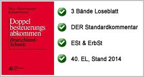 Rezension – Doppelbesteuerungsabkommen Deutschland-Schweiz