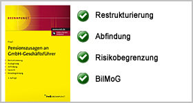 Rezension – Pensionszusagen an GmbH-Geschäftsführer