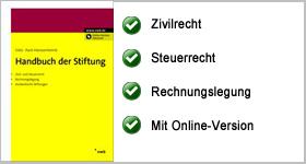 Rezension – Handbuch der Stiftung