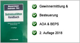 Rezension – Betriebsstätten-Handbuch