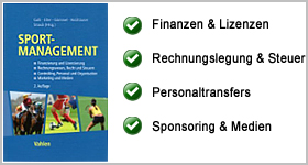 Rezension – Sportmanagement