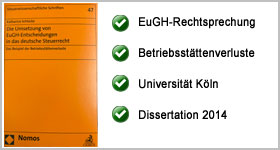 Die Umsetzung von EuGH-Entscheidungen in das deutsche Steuerrecht