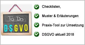 Fit für die DSGVO