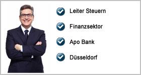 Abteilungsleiter Steuern