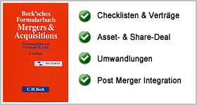 Rezension – Mergers & Acquisitions