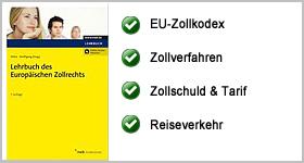 Rezension – Lehrbuch des Europäischen Zollrechts