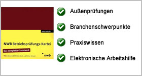 NWB Betriebsprüfungs-Kartei