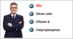 Steuer-Jobs